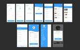 Zyka  - Shopping iOS UI Elements