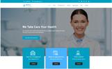 Responsywny motyw WordPress Medicol - Elementor Bootstrap for Medical & Clinic #80894