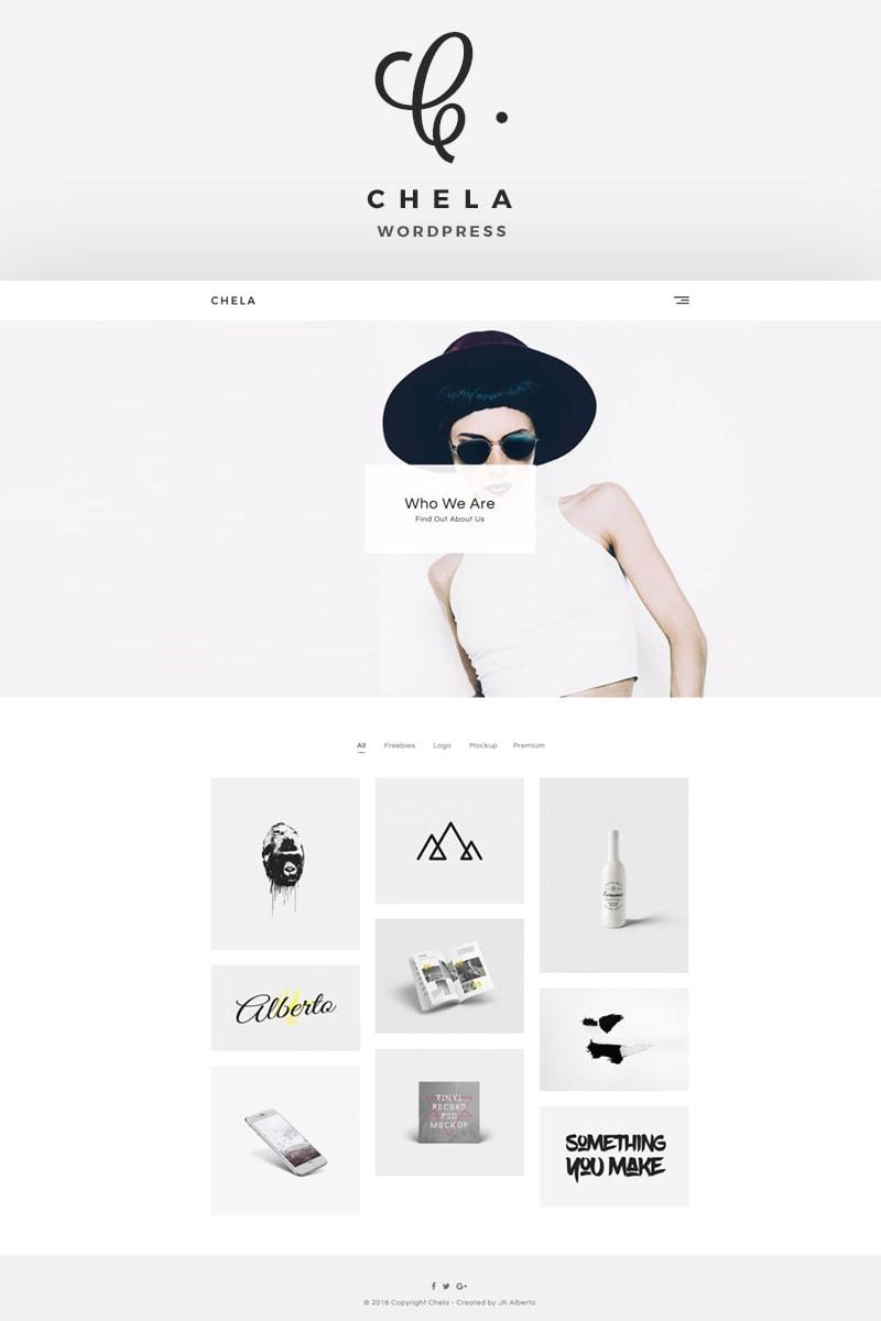 Адаптивный WordPress шаблон №64667 сайта на тему искусство