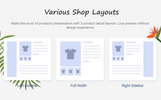 "Magento Theme namens ""SM Natural - Responsive Cosmetics"""