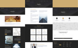 ConicArch - Architecture & Interior PSD Template
