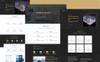 ConicArch - Architecture & Interior PSD Template Big Screenshot
