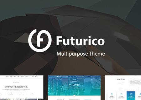 Futurico - Business and Crypto