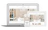 Shopone - Furniture Shop Website Template Big Screenshot