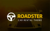 Roadster - Car Rental WordPress Theme Big Screenshot