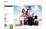 Grace - Responsive OpenCart Template