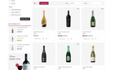 Winery - Responsive Template OpenCart  №71265