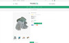 GardenCity Store OpenCart Template Big Screenshot