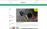 GardenCity Store OpenCart Template