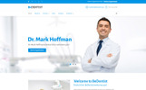 """BeDentist - Dentist & Medical Premium"" Drupal Template"