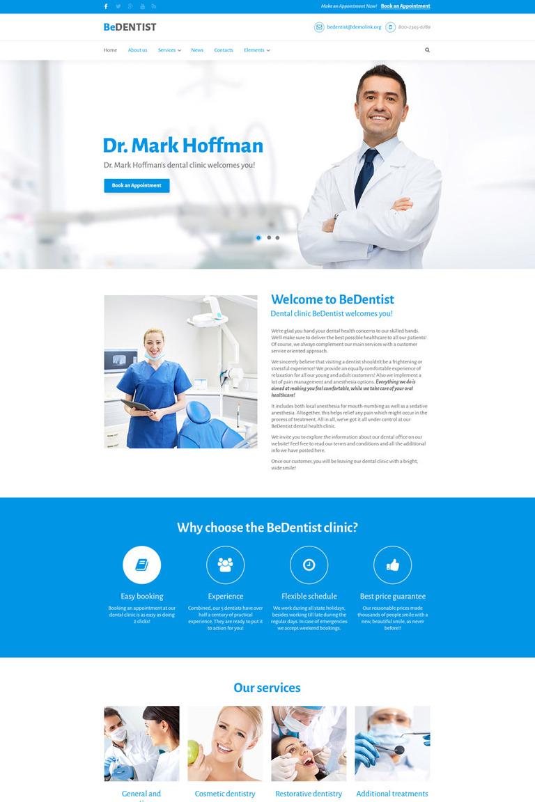 drupal healthcare templates
