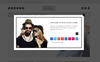 BOOM - Fashion & Accessories Tema WooCommerce №70504 Screenshot Grade