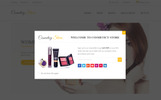 """Cosmeticy Store - Cosmetic, Health and Beauty"" 响应式WooCommerce模板"
