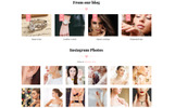 """Jewelry - Luxury theme for Jewelry, Ring, Earing and Necklace stores"" thème WooCommerce adaptatif"