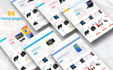 Digital - specially designed for Digital and Technology stores WooCommerce Theme
