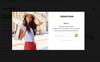 """Amazonas - Fashion, Digital and Furniture Store"" 响应式PrestaShop模板 大的屏幕截图"