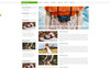 Amazonas - Fashion, digital and furniture store PrestaShop Theme Big Screenshot