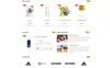 Responsivt Amazonas - Fashion, Digital and Furniture Store PrestaShop-tema En stor skärmdump