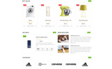 Amazonas - Fashion, digital and furniture store PrestaShop Theme