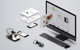 """Amazonas - Fashion, Digital and Furniture Store"" 响应式PrestaShop模板"