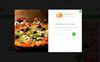 "PrestaShop Theme namens ""Food Store - Food, Fruit and Vegetables store"" Großer Screenshot"