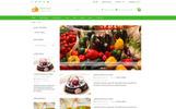 "PrestaShop Theme namens ""Food Store - Food, Fruit and Vegetables store"""