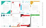 Massive Corporate 100 Letterhead Design Bundle