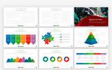 """Luxusní PowerPoint šablona """"Global Presentation"""""""