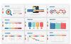 Social Counter PowerPoint Template Big Screenshot