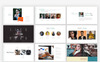 "PowerPoint Vorlage namens ""Optimize"" Großer Screenshot"