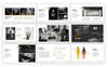Prémium Launch PowerPoint sablon Nagy méretű képernyőkép
