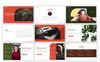 "Tema PowerPoint #80436 ""Creative Business"" Screenshot grande"