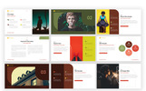 Creative Business Template PowerPoint №80436