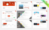 Project Timeline v5 - PowerPoint Template Big Screenshot