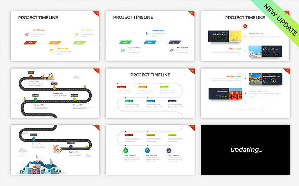 Project timeline v5 powerpoint template 68588 project timeline v5 powerpoint template big screenshot toneelgroepblik Image collections
