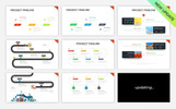Project Timeline v5 - PowerPoint Template