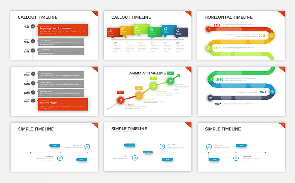 Project timeline v5 powerpoint template 68588 project timeline v5 powerpoint template big screenshot toneelgroepblik Choice Image