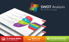 SWOT Infographic Analysis PowerPoint Template Big Screenshot