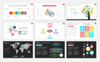 Social Media User Infographic PowerPoint Template Big Screenshot