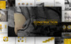 """Construction Presentation"" modèle PowerPoint  Grande capture d'écran"