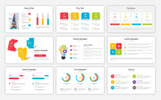 Full Color Presentation PowerPoint Template