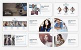Inbeside Presentation PowerPoint Template