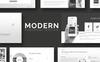 Modern PowerPoint Template Big Screenshot