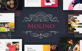 Molino - Food Presentation PowerPoint Template