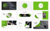 Roowth - Modern Presentation PowerPoint Template
