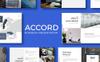 Accord - Business Presentation PowerPoint Template Big Screenshot
