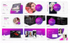 "Tema PowerPoint #74754 ""Mobility - Creative Presentation"" Screenshot grande"