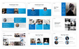 Azure - PowerPoint Template