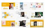 Allegiant - Fashion PowerPoint Template
