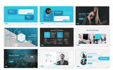 Voltage - Business Presentation PowerPoint Template
